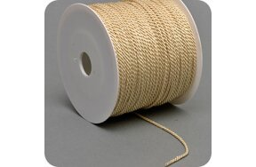 CORD ON REEL 100m BEIGE